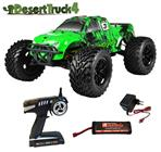 DesertTruck 4  Brushed RTR - waterproof