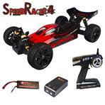 SpeedRacer 4  Brushless Buggy RTR - waterproof