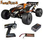 FighterTruggy 4  Brushless RTR - waterproof