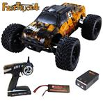 FastTruck 4  Brushless RTR - waterproof