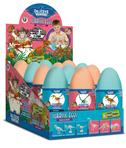 Jurassic Eggs - Display Painting Kit 12 Stk.