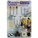 30pcs Cleaning and Polishing Set